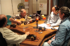 Radio Interview for Hal's All Star Guitar Night in Croatia